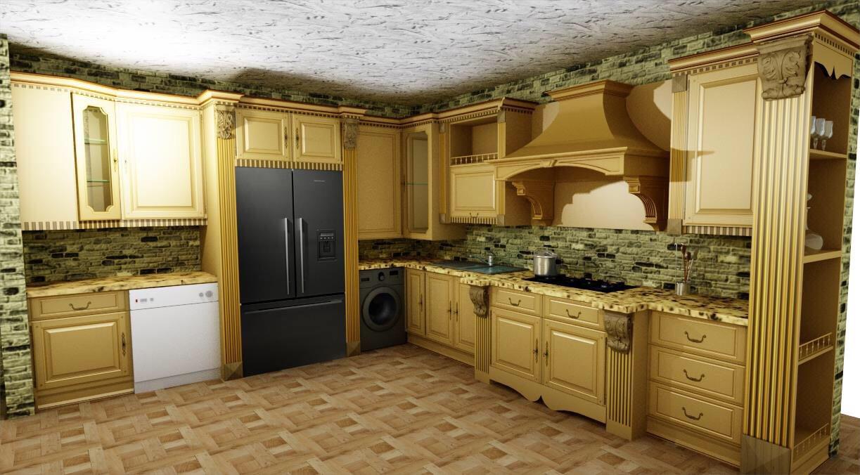 info007@yahoo.com-mohamad reza nosrat abadi-kitchendraw